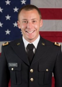 Chris Salemme2nd Lieutenant, U.S. Army J.D. Candidate, 2017 Wake Forest University School of Law
