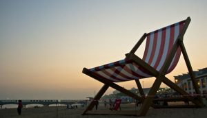 beach chair